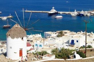 Изглед към старото пристанище