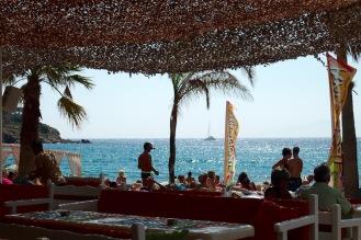 Плажът Paradise