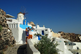 Ия и туристите