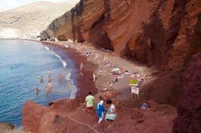 Червеният плаж