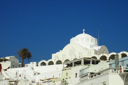 Православната катедрала във Фира