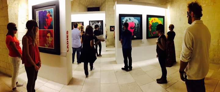 Изложбата АНДИ УОРХОЛ – ДАМИ СРЕЩУ ГОСПОДА