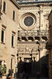 Бароковата църква Санта Кроче