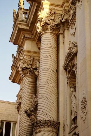 Бароковата архитектура на Лече
