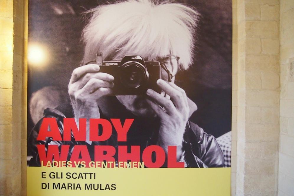 Изложбата на Анди Уорхол в замъка Карло V в Лече