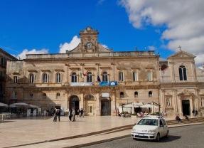 Кметството на Остуни