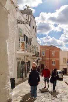 Из уличките в стария град