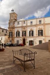 Площада пред базиликата