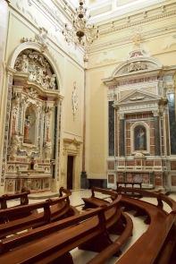 Базилика Сан Мартино отвътре