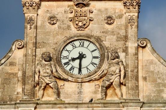 Часовникът на кметството
