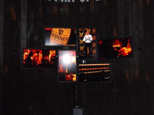 В музея на бира Guinness