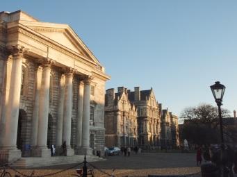 Колежът Тринити - Дъблин