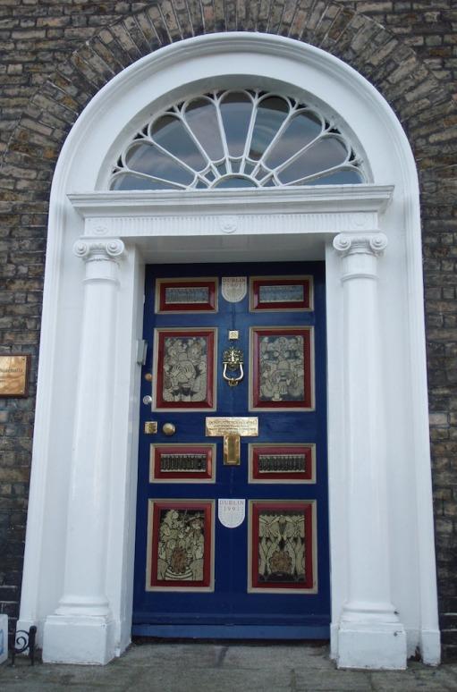 Порта в Дъблин