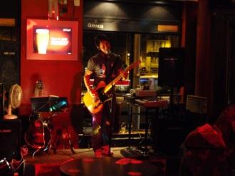 Музика на живо в един от пъбовете на Дъблин