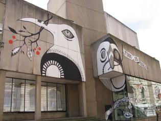 Изкуство по фасадите