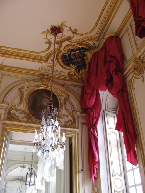 Двореца Роан