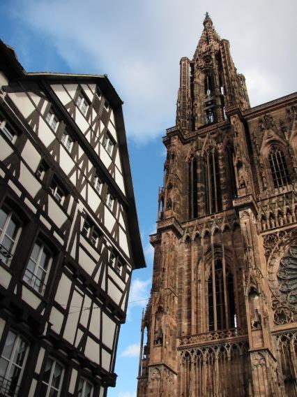 Катедралата Нотр Дам дьо Страсбург