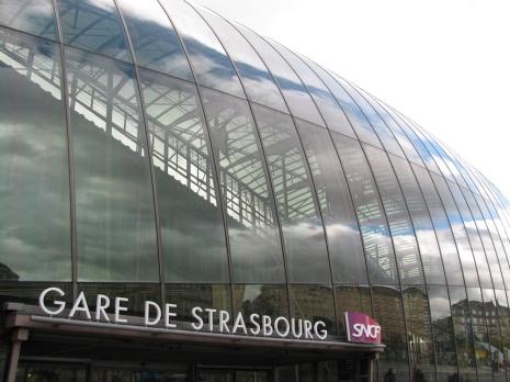 Гара Страсбург