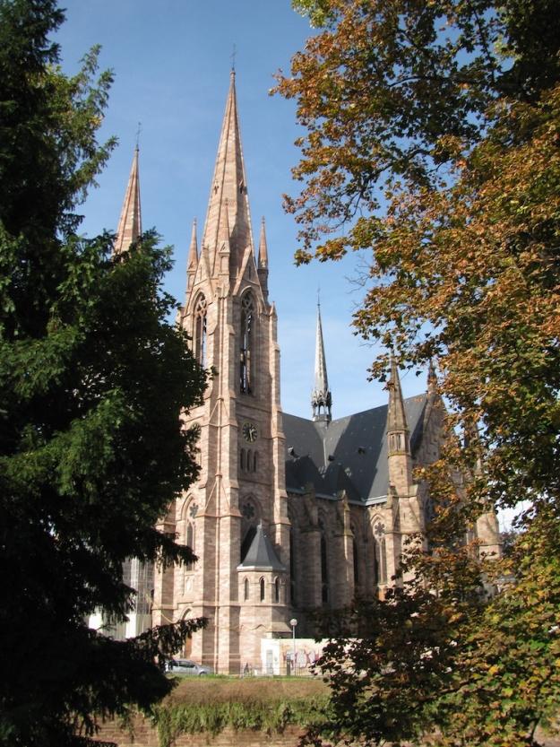 Църквата Св. Поул в Страсбург
