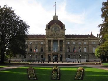 Архитектурата на Страсбург