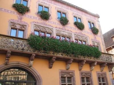 Елегантна фасада