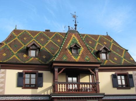Шарения покрив