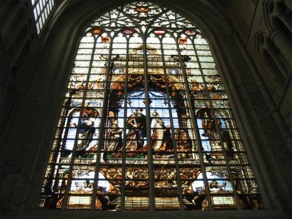 "Катедралата ""Свети Михаил и Света Гудула"""