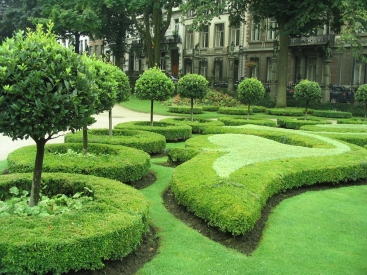 Зеленината на Брюксел