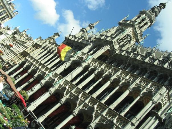 Къщата на краля - музей на Брюксел