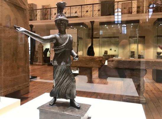 Статуетка на Атина - II-III в.