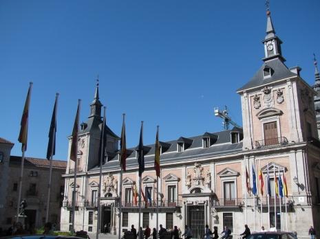 Старото кметство на Мадрид