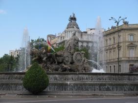 Площад Сибелес