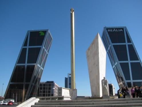 Съвременният облик на Мадрид