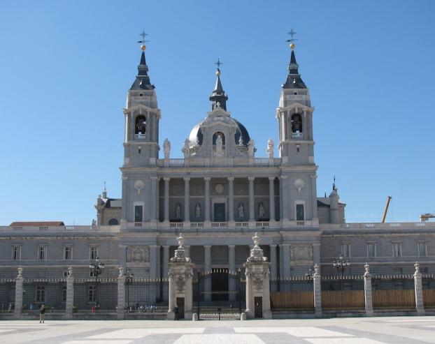 Катедралата Алмудена