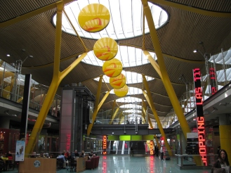 Летище Барахас Терминал 4