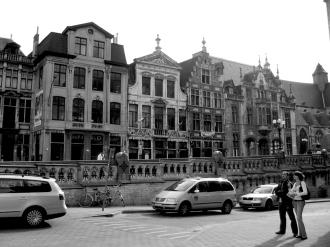 Архитектурата на Гент