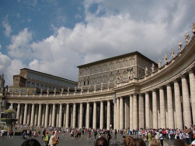 Апостолическия дворец