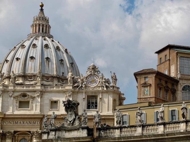 Куполът на Свети Петър