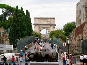 Арката на император Тит
