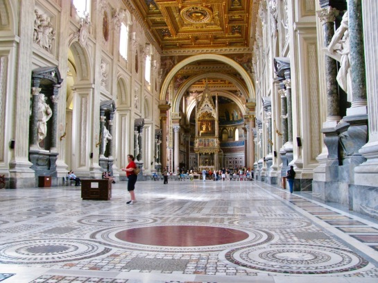 Базиликата Сан Джовани ин Латерано