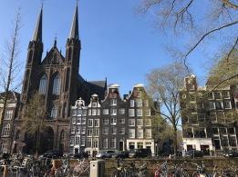 Архитектурата на Амстердам