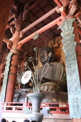 Буда в храма Тодай-джи