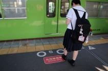 5 вагон е предназначен само за жени