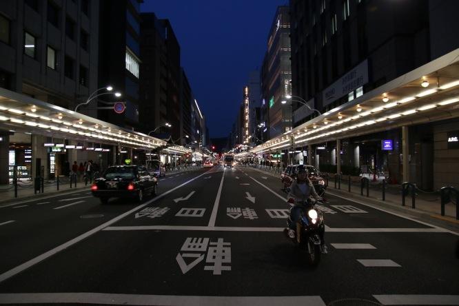 бул.Шиджо, Киото