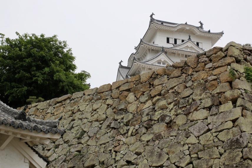 Камения зид на замъка