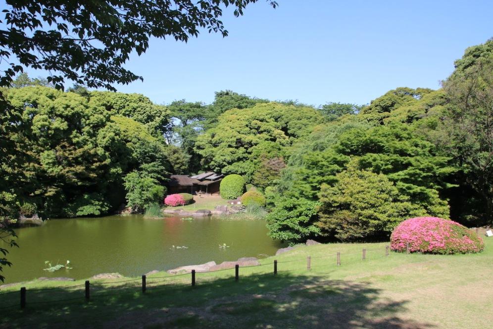 Парка Уено, Токио
