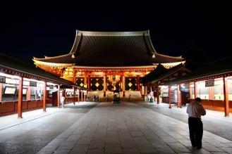 Най-старият будиски храм в Токио - Сенсо-джи