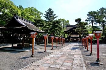 Храма Тоюкуни