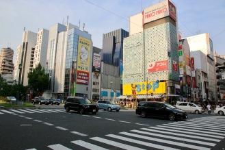 Архитектурата на Осака