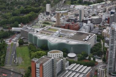 Национален център на изкуства в Токио